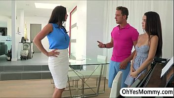 cougar kendra fervor seizes a gentlemans rod and.