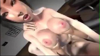 Slave Fuck 3D Hentai Bitch