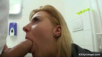 Hot Sexy Amateur Euro Slut Fucks In Public For Dollars 29