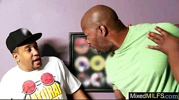 Big Black Mamba Cock Fill Right In Wet Pussy Of Milf (hailey murphy) movie-16