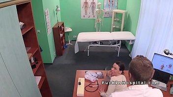 nurse caught physician nails patient