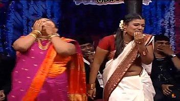 aishwarya rajesh abdomen button showcase
