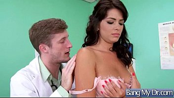 ava dalush steaming kinky patient shag with perv.