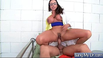 ariella ferrera supah-naughty patient effortless enticed by therapist.