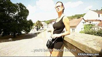 Real Sluts In Hardcore Public Sex For Money Porn Video 13