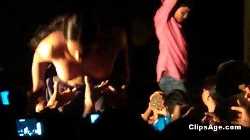 telugu fucksluts dancing nude on stage and permitting.