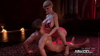 blond gigantic breasts vampire rectal orgy