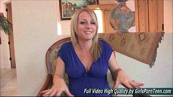 Melissa mature blonde tits pussy