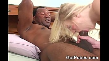 blondie whore with a unshaved cunt enjoys it raunchy