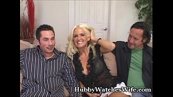 sissy spouse witnesses naughty wifey