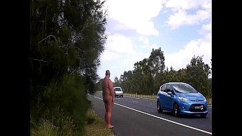 nude freeway flash legal vans