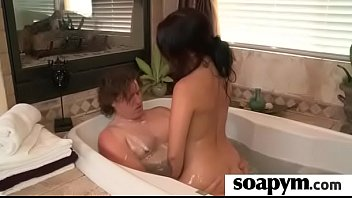 epic assets in a supah-poking-hot soapy.