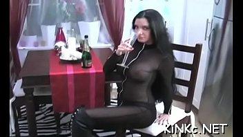 dominatrix wraps up her serf