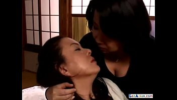 2 monstrous mature gals smooching blowing puffies patting.