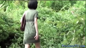 weird chinese peeing park