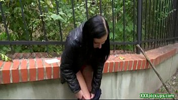 public pickup gal penetrates outdoor for a few.