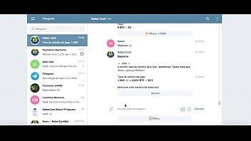 robot money telegram - iniciando tmecashrobotsbotstartmzhibrlv