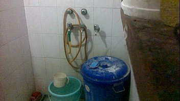 Indian boy masturbating in shower