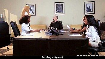 kinky office woman penetrated rock-hard uncensored.