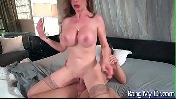 Sex Adventures Between Docotor And Cute Horny Patient (Nikki Benz) movie-19