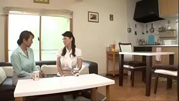 grossbusige asiatisch japanische mutter und ihre.