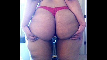 looking four plus-size with enormous booties.