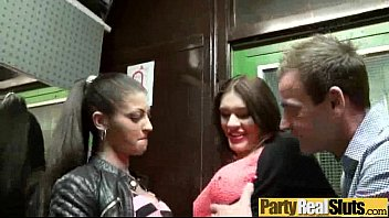 Group Sex Tape With Party Slut Wild Girls vid-26