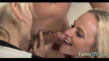 mummy and stepdaughter 3some 0129