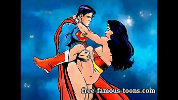 superman and batman manga porno romp