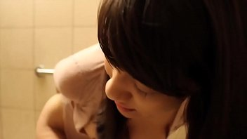 Innocent Asian Masturbates in Public Toilet &amp_ Squirts - GirlTeenCams.com
