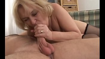 enticing pornography with elder grandmother