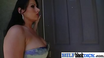 Hard Sex On Black Huge Cock With Horny Milf (moxxie maddron) video-22