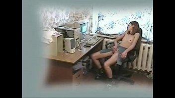 canguro pillada masturbaacute_ndose con internet