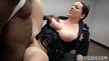 Hot black girl dildo and mom partner'_s daughter handjob Milf Cops