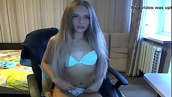 Blonde And Sexy Masturbation - WOOX.CLUB