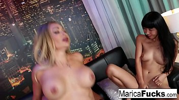 marica hase sizzling 3some