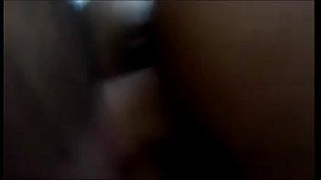Madura follando con su amante se dej&oacute_ enlechar la cara