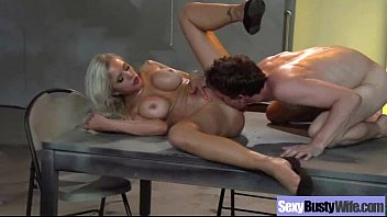 humungous-titted cougar nina elle get gonzo hookup on.