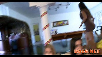 damsels gargles fellow-meat and gets