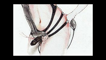 Femdom fetish clothes bdsm bondage wear art strapon comics