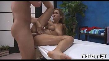 pornography rubdown apartment