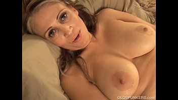 Beautiful busty latina MILF fucks her fat juicy pussy 4 U