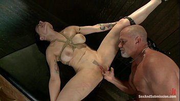obedient anna strapped and banged