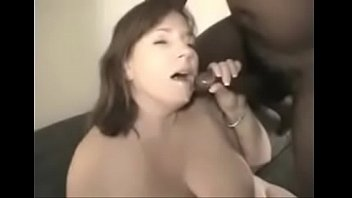 Milf Wife Loves to Fuck Black Cocks While Hubby Films