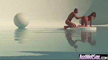 Hard Deep Anal Sex With Huge Butt Girl video-11