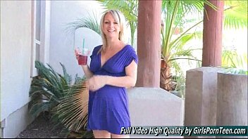 melissa mature blondie fat milk cans.