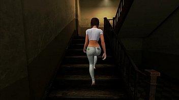 Venus Hostage - Best Sexy Scenes (UnCensored - Full Nudity - PC)