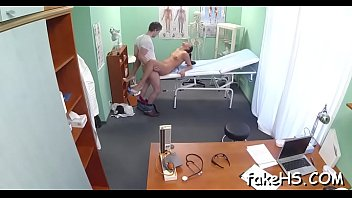 faux physician gets plowed indeed rock-hard