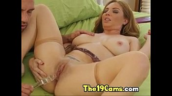 Hot Anal MILF in Nude Stockings, Free HD Porn 9c: