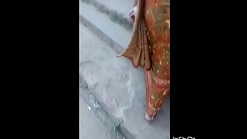 indian big ass show in aunty ranjani